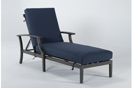 Martinique Outdoor Chaise Lounge