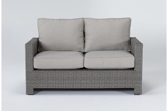 "Mojave 58"" Outdoor Loveseat"