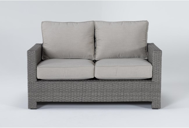 "Mojave 58"" Outdoor Loveseat - 360"