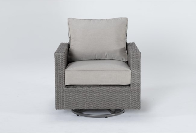 Mojave Outdoor Swivel Chair - 360