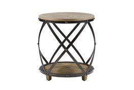 Ryder Round Accent Table