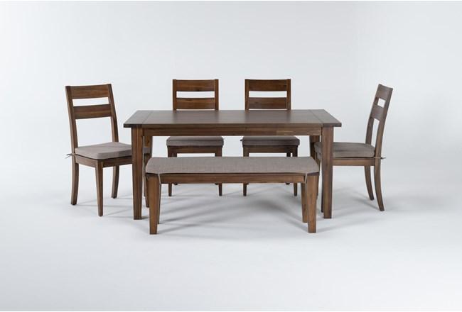 Elle 6 Piece Dining Set - 360