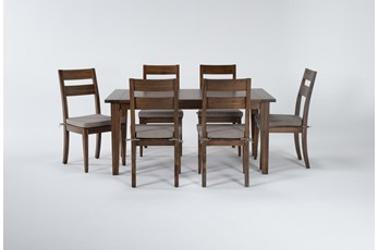 Elle 7 Piece Dining Set