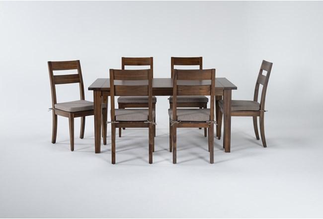 Elle 7 Piece Dining Set - 360