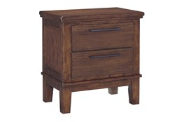 "Ralene Two Drawer 29"" Nightstand"