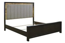 Maretto Eastern King Panel Bed