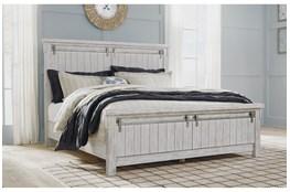 Brashland Eastern King Panel Bed