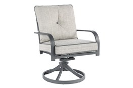 Veranda Outdoor Swivel Lounge Chair Set Of 2