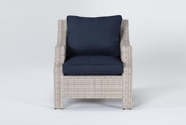 Chesapeake Outdoor Lounge Chair - 360