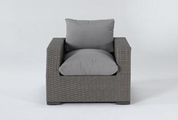 Sanibel Outdoor Deep Seat Lounge Chair