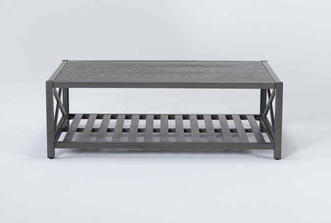 Sanibel Outdoor Coffee Table - 360