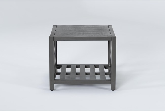Sanibel Outdoor End Table - 360