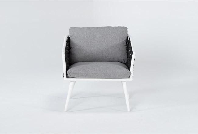 Bondi Outdoor Lounge Chair - 360