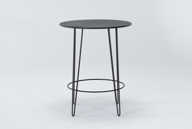 Caspian Outdoor Bar Table - 360