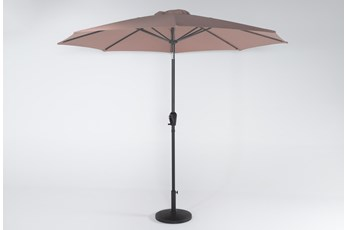 Outdoor Market Terracotta Umbrella