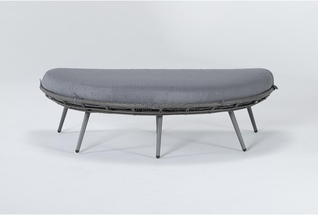 Koro Outdoor Daybed Ottoman - 360