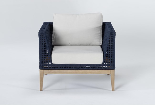 Crew Outdoor Lounge Chair - 360