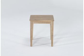 Crew Outdoor End Table