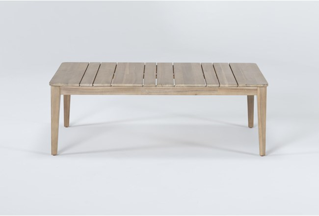 Crew Outdoor Coffee Table - 360