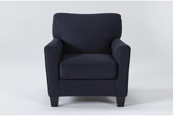 Cordelia Ink Accent Chair
