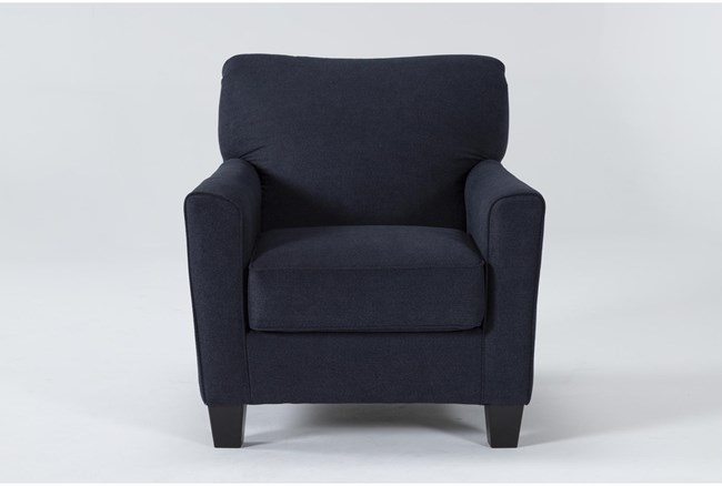 Cordelia Ink Accent Chair - 360
