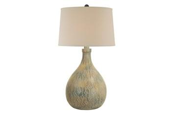 Table Lamp-Lumber