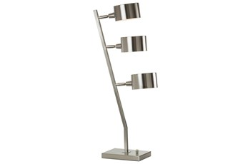 Table Lamp-Nickel