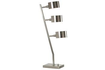 Table Lamp-Nickel