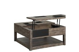 River Rock Cocktail Table With Lift Top