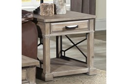 Sundance Sandstone End Table