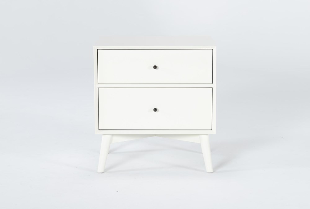 "Alton White II 26"" Nightstand"