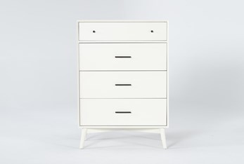 Alton White II Chest Of Drawers