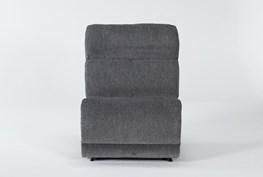 Terence Graphite Armless Recliner