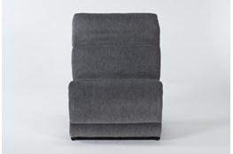 Terence Graphite Armless Chair