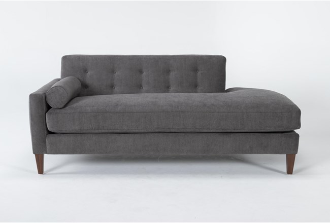 Serene Left Arm Facing Accent Chaise - 360