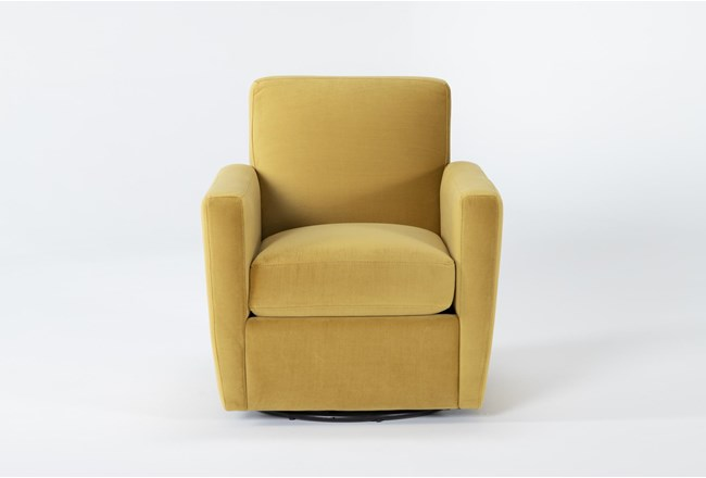 Besom Swivel Accent Chair - 360