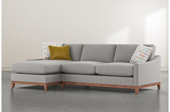 "Besom 2 Piece 112"" Sectional With Left Arm Facing Chaise"