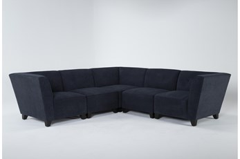 "Benton IV 5 Piece 101"" Sectional"
