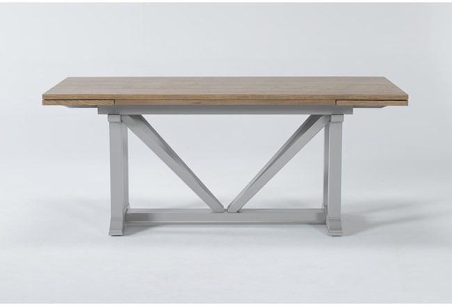 Ozzie Rectangle Dining Table - 360