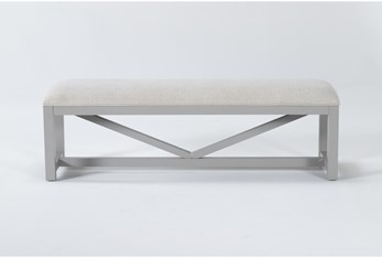Ozzie Upholstered Bench