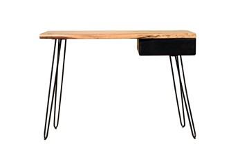 "Tapered Metal Leg 43"" Desk"