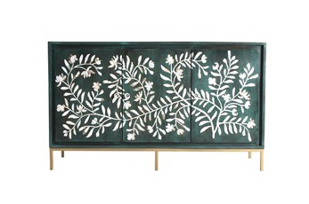 Mother Of Pearl Inlay Sideboard