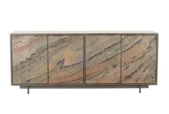 Stone Veneer Sideboard