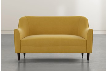Shape Gold Settee