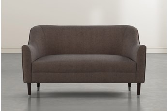 Shape Brown Settee