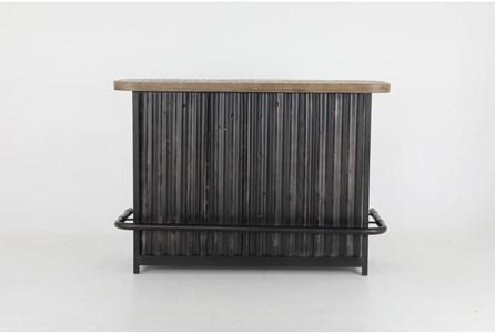 Corrugated Metal Bar - Main