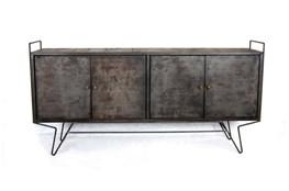 """Rustic Iron 75"""" Sideboard"""