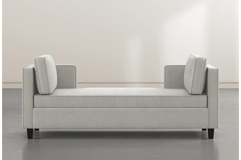 Circa Light Grey Settee