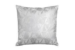 Accent Pillow - Sunbeam Silver 22x22