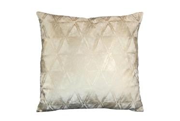 Accent Pillow-Sunbeam Gold 22X22